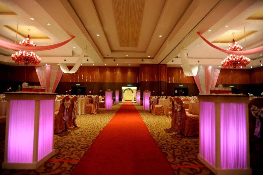 The Klagan Hotel (for 1Borneo Grand Ballroom)